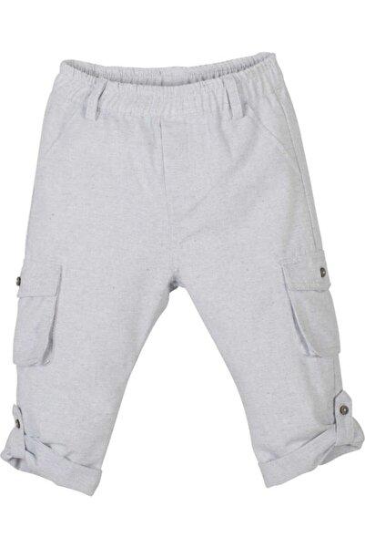 İDİL BABY Erkek Bebek Gri Pantolon Mamino
