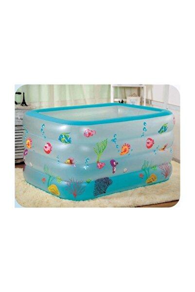 BERMUDA Mavi Çocuk Havuzu 140x100x70 cm
