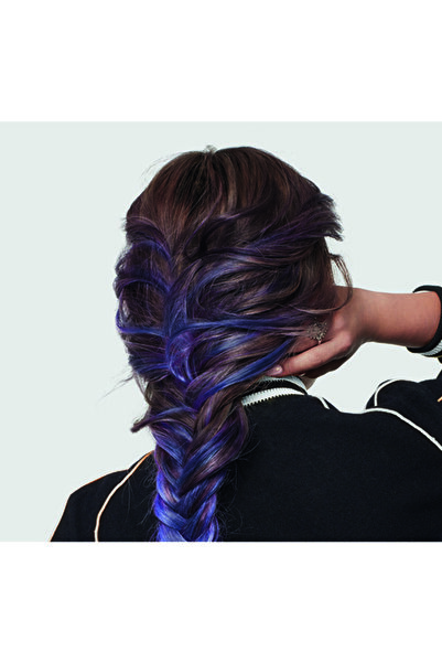 Paris Colorista Hair Makeup Violet