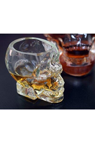 Jumbo 2li Skull Bardak 85 ml