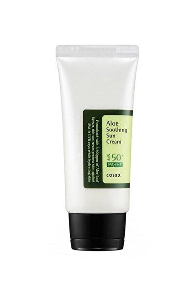 Aloe Soothing SunCream Aloe Vera Ekstreli Yatıştırıcı SPF5 Güneş Kremi 50 ml