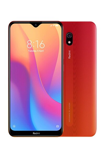 Redmi 8a 32 Gb Kırmızı Cep Telefonu ( Türkiye Garantili)