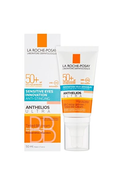 Anthelios Ultra Renkli Bb Krem Spf50+50 Ml-skt:09/2022