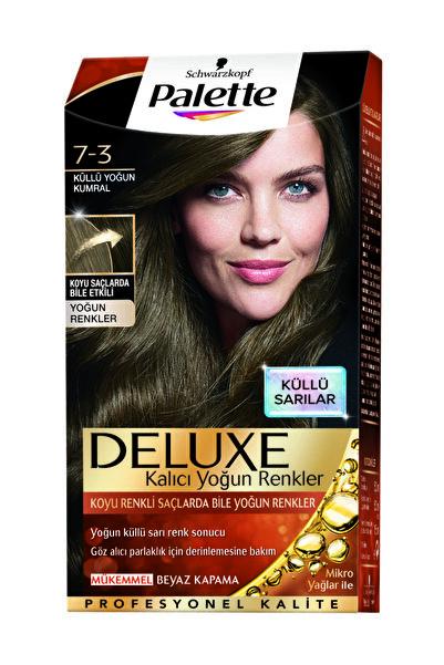 Saç Boyası Deluxe 7-3 Cool