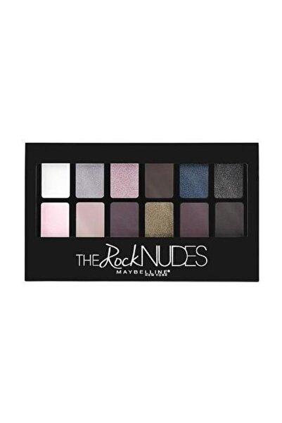 Maybelline New York Rock Nudes Göz Farı Paleti 3600531340742