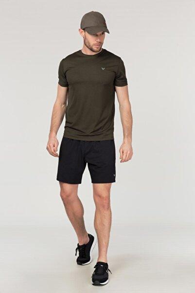 Erkek Yeşil Antrenman T-Shirt Fs-1332