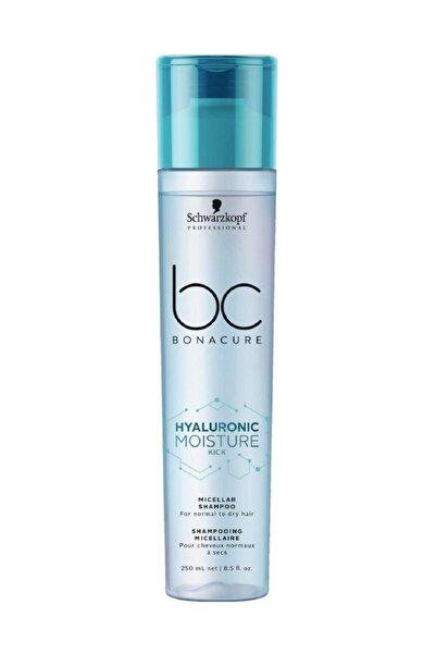Bonacure Kuru Saçlar Için Nemlendirici Şampuan Hyaluronic 250 ml 4045787429152