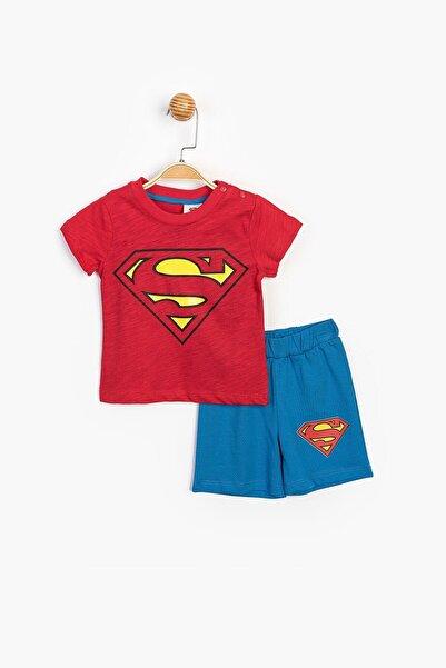 Superman Şortlu Takım 15552