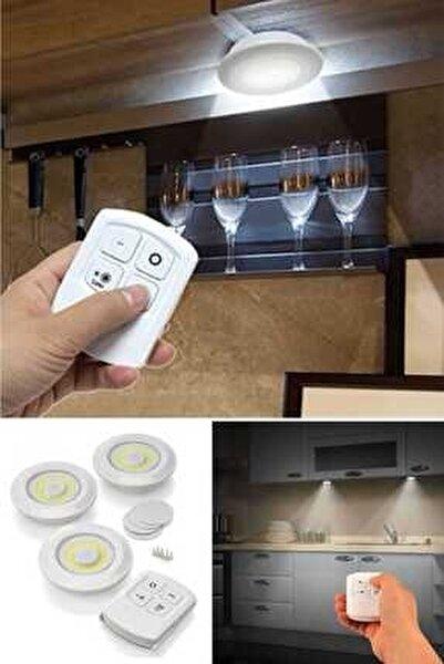 Kumandalı Işık Ayarlanabilir 3'lü Led Işık