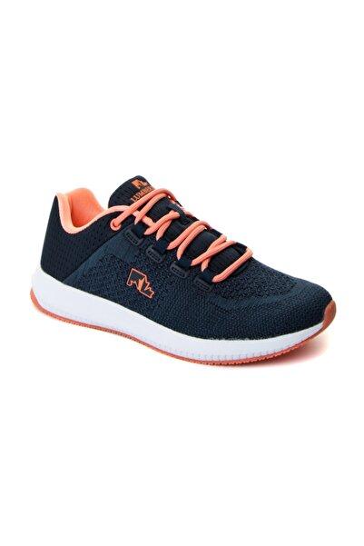 lumberjack Lacivert Kadın Spor Ayakkabı Ale Wmn As00003444 Lacı/turuncu