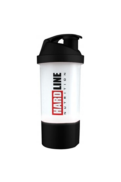 Hardline Nutrition Hardline Shaker 600 ml Siyah