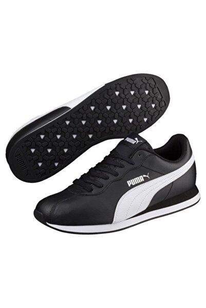 Turin Iı Sneaker Erkek Siyah Beyaz Günlük Spor Ayakkabı 366962-01
