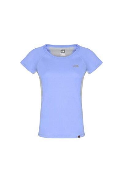 THE NORTH FACE Kadın Eflatun Maneuver Tee  T-Shirt T0A3W2H9E