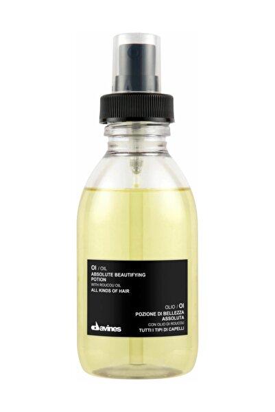 Oil Tüm Saç Tipleri Için Saç Bakım Yağı 135ml. 8004608247593