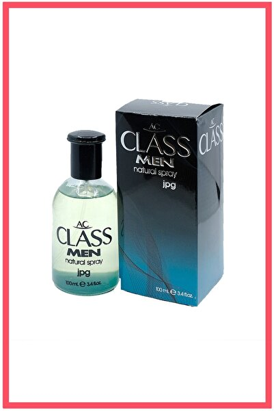 Redist Ac Class Jpg Parfüm For Men 100 Ml