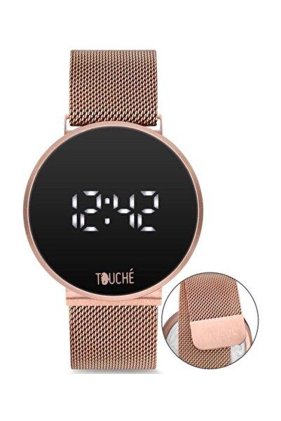 Comwatch Touche Kol Saati Mıknatıslı Hasır Kordon Dokunmatik Ekran