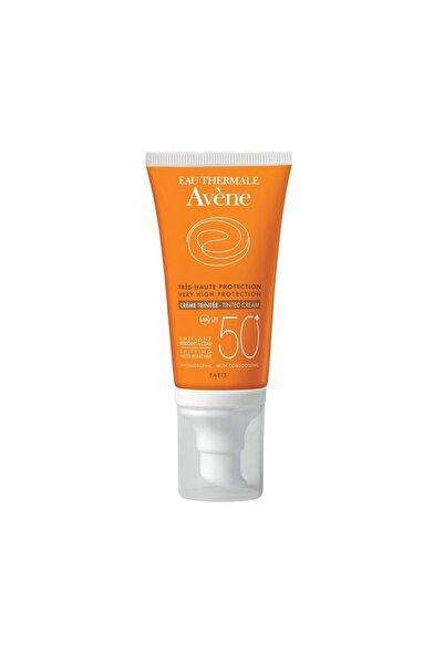 Tinted Cream Spf 50+ 50 Ml