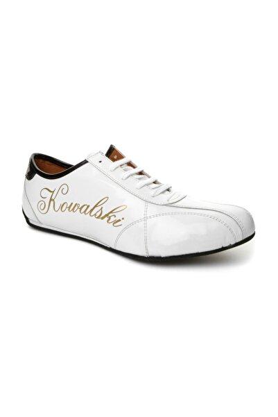 Kowalski  Erkek Beyaz Blanco 03 Negro Sneaker 3658