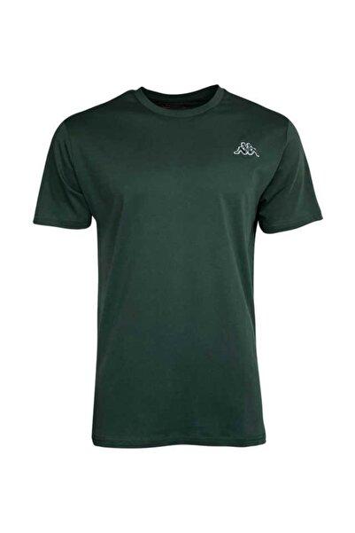 Erkek Basic T-shirt Cafers Yeşil