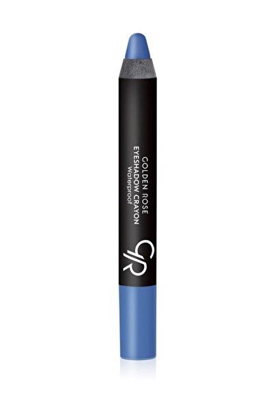 Golden Rose Suya Dayanıklı Kalem Göz Farı Eyeshadow Crayon Waterproof No: 06 8691190815066