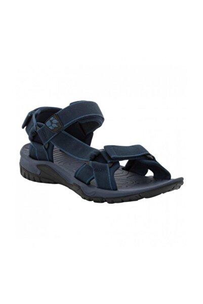 Jack Wolfskin Erkek Lacivert Sandalet