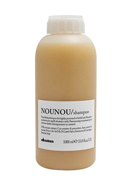 Boyalı Saçlar için Besleyici Şampuan 1000 ml