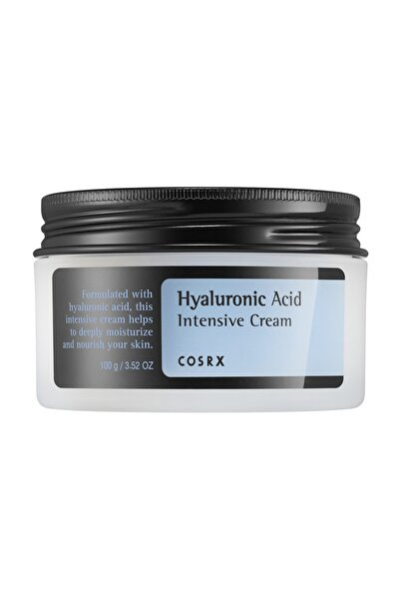 Cosrx Hyaluronic Acid Intensive Cream Yoğun Nemlendirici Krem 100gr