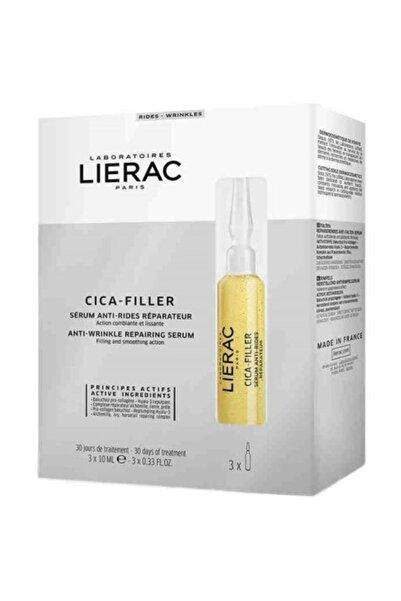 Lierac Cica-Filler Anti-Wrinkle Repairing Serum 3x10 ml