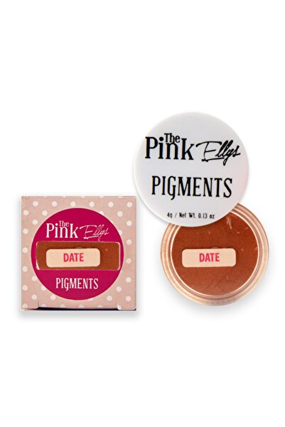 The Pink Ellys Pigments Date