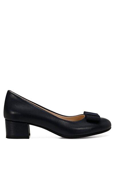 Nine West Lenı Lacivert Kadın Klasik Topuklu Ayakkabı