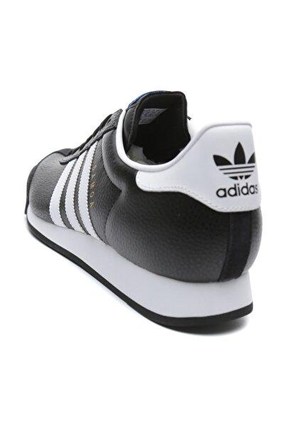 Erkek Siyah Spor Ayakkabı 019351-e Samoa Lea