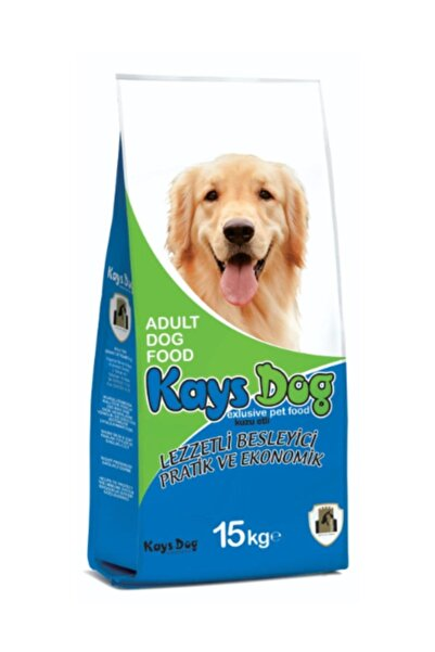 Kays Dog Kuzu Etli Ve Pirinçli Köpek Maması, 15 kg