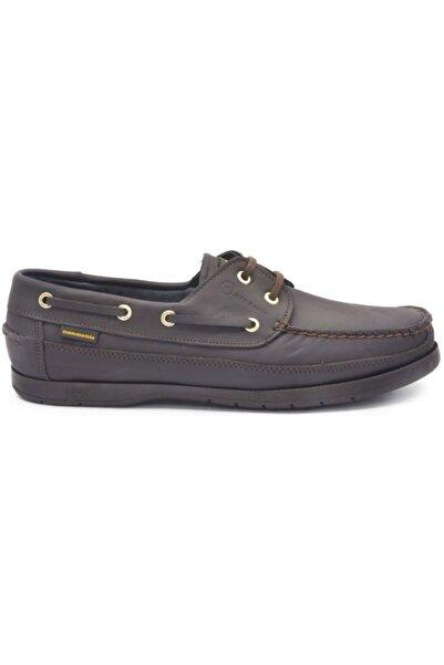 Mammamia D19ka-7500-n Erkek Tımberland Ayakkabı - Kahve - 43
