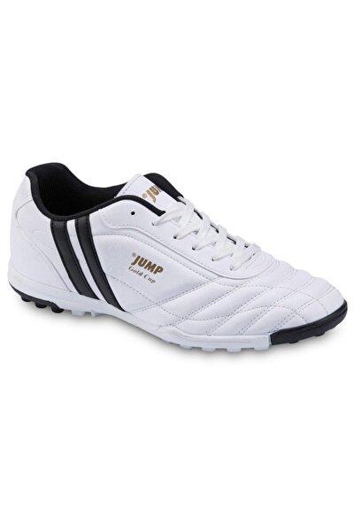 Jump Erkek Halı Saha Ayakkabısı 13258 Beyaz/White 10S0413258