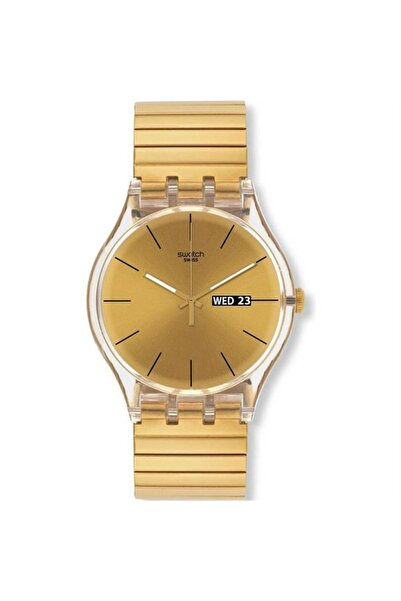 Swatch Unisex Dazzling Light S Kol Saati