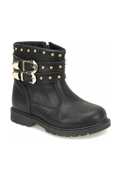 SEVENTEEN Holyta Siyah Kız Çocuk Ayakkabı