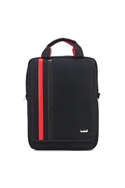 Case Club Fonksiyonlu Laptop Sırt El Ve Omuz Çantası