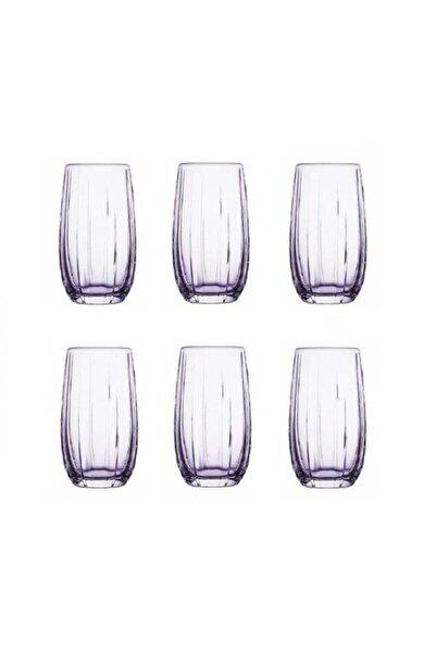 Paşabahçe 420415 Mor Linka Su Bardağı 380 Cc 6 Lı