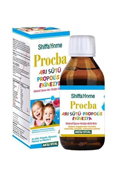 Aksu Vital Procba Provitec Arı Sütü Propolis Ekinezya Şurup 100 ml