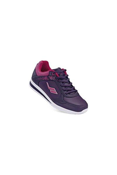 Lescon Unisex Mor Sneakers  Spor Ayakkabı
