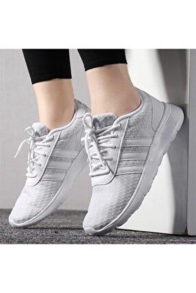 Kadın Beyaz Spor Ayakkabı F34672
