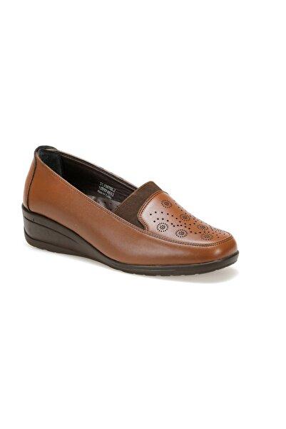 91.150706.z Taba Kadın Ayakkabı