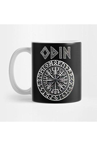 TatFast Thor Mjolnir Valknut Vikings Runes Viking Gods Tee Kupa