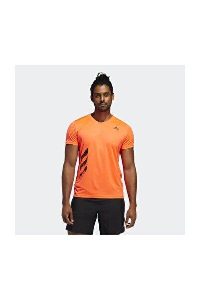 Erkek Turuncu Fr8378 Run It Tee Pb T-Shirt