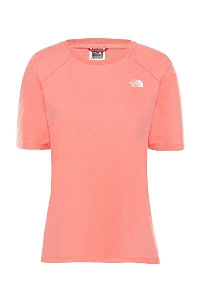 THE NORTH FACE W S/S PREMIUM SIMPLE DOME Yavruağzı Kadın T-Shirt 100528914