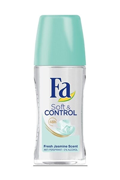 Fa Deodorant Roll-on Soft Control Fresh 50 ml