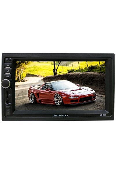 Jameson Js-350 7 Double Din Mp5 Monitor Led Ekran