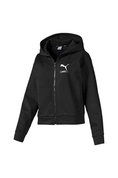 Puma Kadın Siyah Sweatshirt