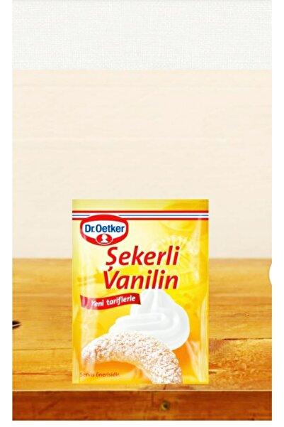 Dr. Oetker Şekerli Vanilin 15*5gr Glutensiz