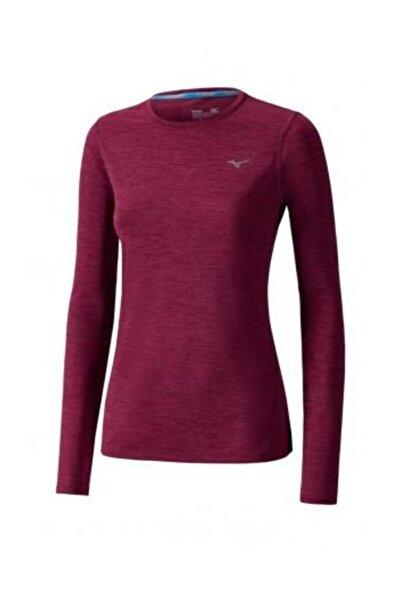 MIZUNO Kadın Bordo Sweatshirt